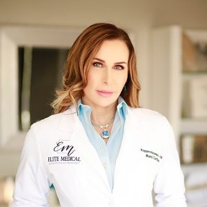 Kristen Hanenian, APRN, AGNP-C, LE, Elite Medical Aesthetics Florida
